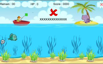 Construct 2 : Fishing for Words Game (2)