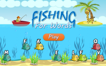 Construct 2 : Fishing for Words Game (1)
